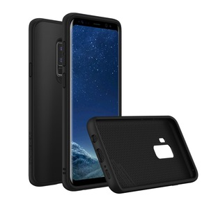 RHINOSHIELD SolidSuit Samsung Galaxy S9 Plus - Classic noir