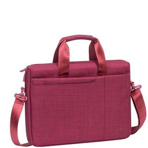 BISCAYNE Sacoche rouge premium - 13.3
