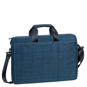 BISCAYNE Sacoche bleu premium - 15.6