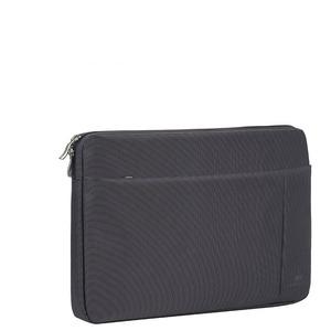 CENTRAL Sleeve noire avec poche de rangement - 13.3