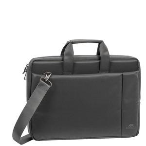 CENTRAL Sacoche grise 2 poches de rangement - 15.6