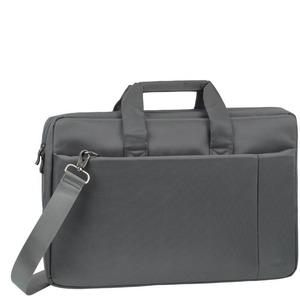 CENTRAL Sacoche grise 2 poches de rangement - 17
