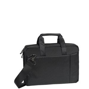 CENTRAL Sacoche noire 2 poches de rangement - 10.1