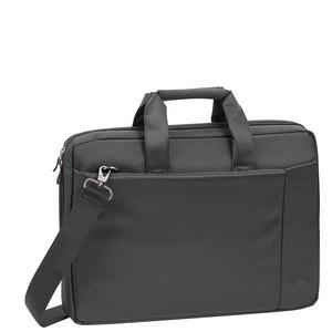 CENTRAL Sacoche noire 2 poches de rangement - 15.6