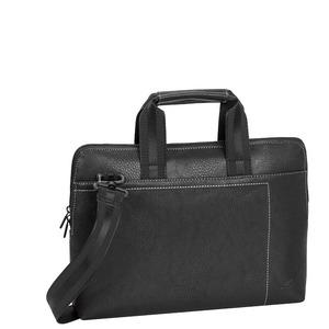 ORLY Sacoche noire simili cuir - 13.3