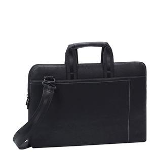 ORLY Sacoche noire simili cuir - 15.6