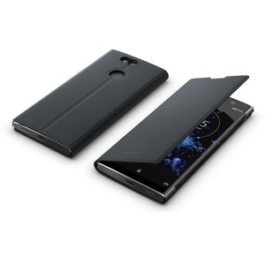 SONY STYLE COVER STAND NOIR POUR SONY XPERIA XA2+