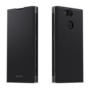 Sony Style cover Stand - Xperia XA2 Noir