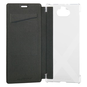 MADE FOR XPERIA FOLIO CASE NOIR: SONY XPERIA 10+