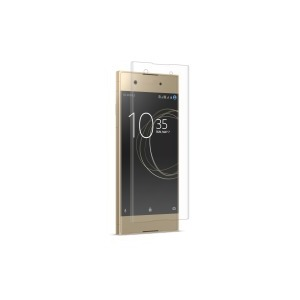 MFX CURVED TEMPERED GLASS POUR XPERIA XA1