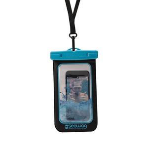 POCHETTE ETANCHE POUR SMARTPHONE 5.7' - NOIR ET BLEU