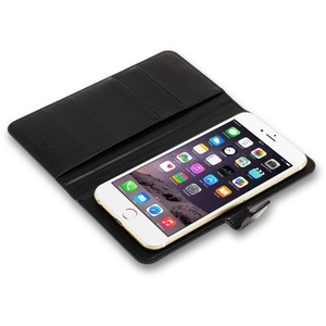 SLIDECOVER UNIVERSAL FOLIO NOIR TAILLE M