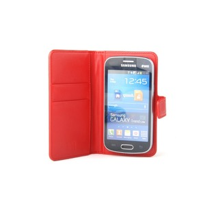 SLIDECOVER UNIVERSAL FOLIO ROUGE TAILLE M
