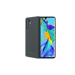 COQUE SMOOTHIE NOIRE: HUAWEI P30 PRO