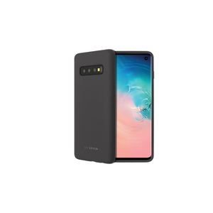 COQUE SMOOTHIE NOIR: SAMSUNG GALAXY S10