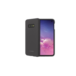 COQUE SMOOTHIE NOIR: SAMSUNG GALAXY S10e