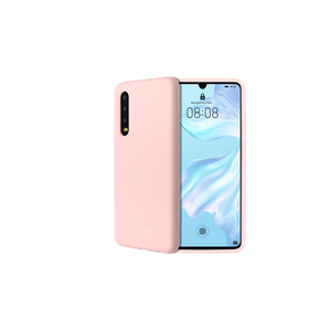 COQUE SMOOTHIE PINK: HUAWEI P30