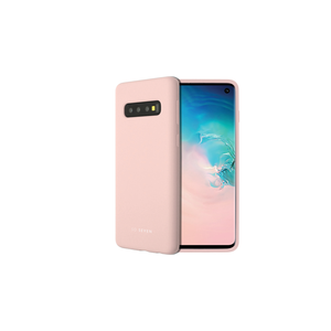 COQUE SMOOTHIE ROSE POUDRE: SAMSUNG GALAXY S10