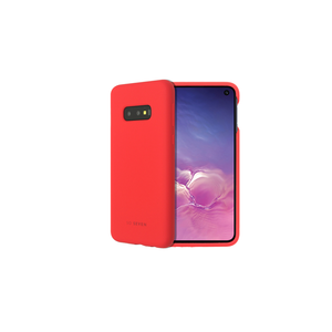 COQUE SMOOTHIE ROUGE: SAMSUNG GALAXY S10e