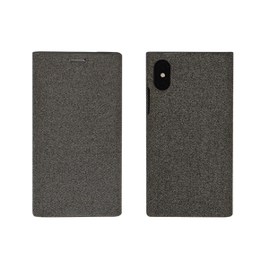 FOLIO GENTLEMAN ANTHRACITE: APPLE IPHONE X/XS
