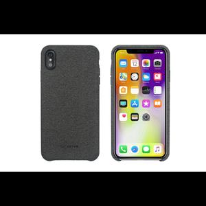 COQUE GENTLEMAN TISSU GRISE: APPLE IPHONE XS MAX