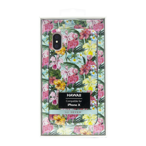 COQUE HAWAI FLAMANDS: APPLE IPHONE X/XS