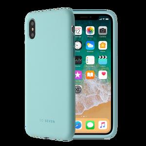 SMOOTHIE BLEU CIEL POUR APPLE IPHONE X/XS