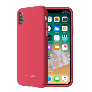 COQUE SMOOTHIE CAMELIA: APPLE IPHONE X/XS