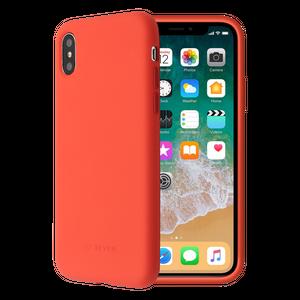 COQUE SMOOTHIE ORANGE: APPLE IPHONE X/XS