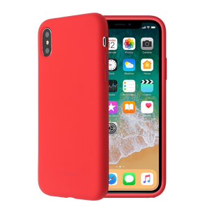 COQUE SMOOTHIE ROUGE: APPLE IPHONE 7/8