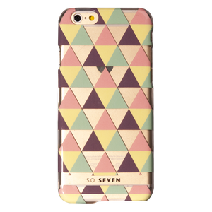 COQUE GRAPHIC TRIANGLE: APPLE IPHONE 6/6S/7/8