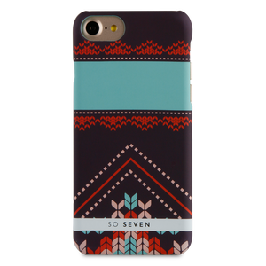 COQUE HIVER CANADIEN PULL TRIANGLE: APPLE IPHONE 6/6S/7/8