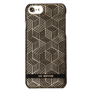COQUE CUBIC MIDNIGHT OR: APPLE IPHONE 6/6S/7/8