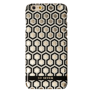 COQUE MIDNIGHT OR: APPLE IPHONE 6/6S