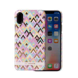 COQUE NOTTING HILL TRIANGLES: APPLE IPHONE X/XS