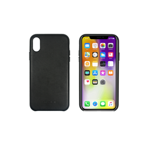 COQUE COLOURS NOIR: APPLE IPHONE XR