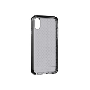COQUE EVO CHECK SMOKEY/NOIR: APPLE IPHONE XR