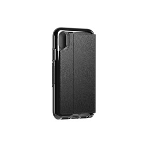 EVO WALLET NOIR: APPLE IPHONE X/XS