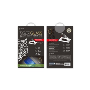 TIGER GLASS TEMPERED GLASS WITH APPLICATOR FOR HUAWEI P20 PRO 2018