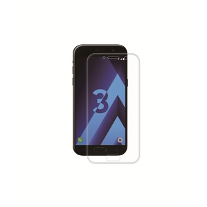 TIGER GLASS VERRE TREMPE INCURVE + APPLICATEUR SAMSUNG GALAXY A3 2017