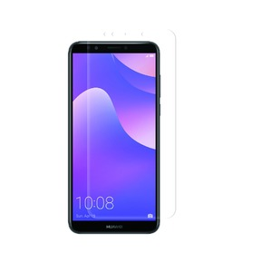 TIGER GLASS VERRE TREMPE INCURVE + APPLICATEUR: HUAWEI Y7 2018