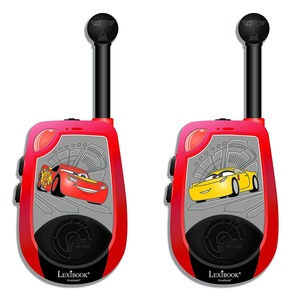 WALKIES-TALKIES 3D DISNEY CARS 3 - 2 KM