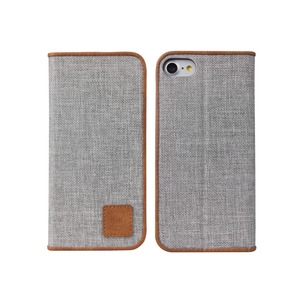 TRIBLY FOLIO MARRON RANGEMENT FONCTION STAND IPHONE 6/6s/7/8/SE