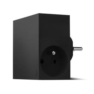 HIDE MULTIPRISE 4.4A 3 USB 2 PRISES NOIR