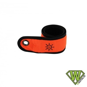 BRACELET REFLECHISSANT ILLUMIN8 ORANGE