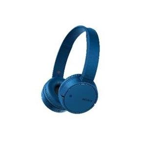 CASQUE ARCEAU BLUETOOTH NFC MICRO WH-CH500 BLEU