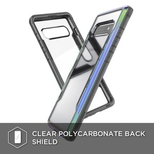 DEFENSE SHIELD FOR SAMSUNG GALAXY S10 PLUS - IRIDESCENT