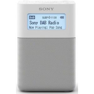 RADIO PREMIUM NUM FM  BLANC