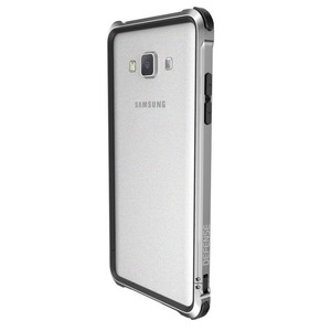 BUMPER DEFENSE GEAR ARGENT SAMSUNG GALAXY A5