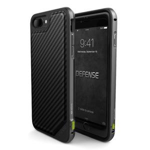 Coque Defense Lux pour iPhone 7/8 Plus - Carbon Fiber
